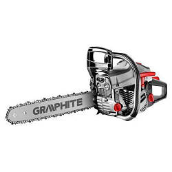 Пила цепная (бензиновая) GRAPHITE 89G490
