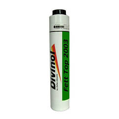 Автомобильная смазка кальциевая Divinol Fett TOP 2003 400г (23980) КОД: 366665