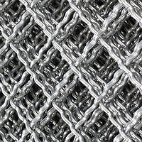 35x35x3,0 сетка канилированная оцинкованная, фото 1