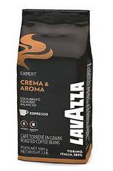 Кофе в зернах Lavazza Crema & Aroma Expert 1кг. Лавацца Оригинал, Италия!