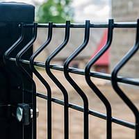"""Секция ограждения ТМ """"3D Забор"""" 2500х1730 мм, дм. 5 мм"""