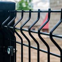 """Секция ограждения ТМ """"3D Забор"""" 2500х2430 мм, дм. 5 мм"""