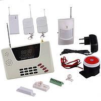 GSM сигнализация для дома с датчиком движения Alarm JYX-G1000 (1756)