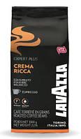 Кофе в зернах Lavazza Crema Ricca 1кг. Лавацца Оригинал UTZ, Италия!