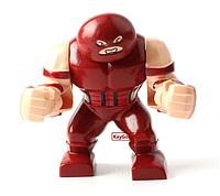 Большая фигурка Джаггернаут 7-9 см конструктор  аналог Лего, фото 1