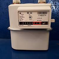 Лічильник газу мембранний Elster BK-G4 (3/4 дюйма)