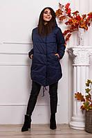 Женская теплая куртка  ВШ811, фото 1