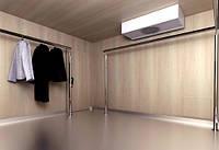 Холодильные камеры для хранения шуб и мехов.