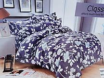 Сатиновая постель Classic в ассортименте 2х спалка