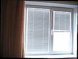 Жалюзи горизонтальные белые алюминиевые 25мм, фото 9