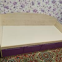 Кровать под матрас 190 на 80 см
