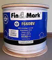 Кабель FinMark F660BV белый (бухта 305 м), фото 1