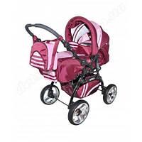 Trans Baby Коляска-трансформер Trans Baby Rover 11/46 Burgundy Pink (TB.Ro.11/25)