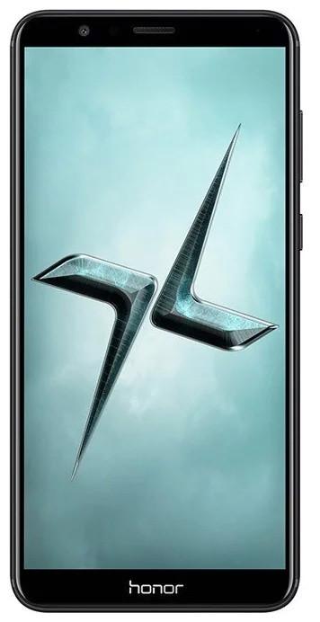 Смартфон Honor 7X 4/64 GB Dual Black