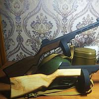 ППШ-41 из дерева (элитная модель), фото 1