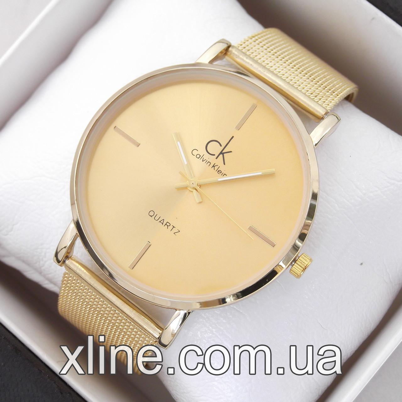 Женские наручные часы Calvin Klein M172 на металлическом браслете