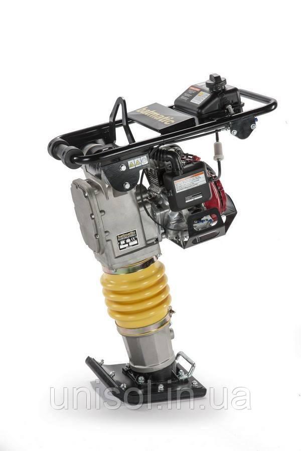 Вибротрамбовка - вибронога бензиновая Batmatic CV70H (Италия).