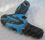 Шуруповерт акумуляторний KRAISSMANN 1500ABS12/2Li, фото 5