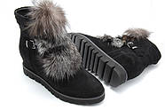 Стильные зимние ботинки Sufina M7080, фото 2