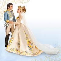 Коллекционный набор Диснея Принц и Золушка (Cinderella 2015 г.) , фото 1