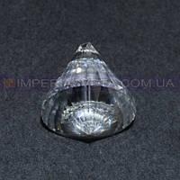 Хрустальная навеска для хрустальных, стеклянных люстр, светильников IMPERIA  LUX-520321