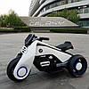 Детский мотоцикл M 3926-1: 36W, MP3, USB - Белый- купить оптом