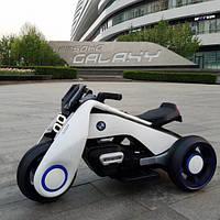 Детский мотоцикл M 3926-1: 36W, MP3, USB - Белый- купить оптом, фото 1