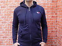 Толстовка мужская теплая с капюшоном Tommy Hilfiger.