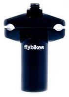 Подседельная труба FLYBIKES MICRO x55 мм flat black