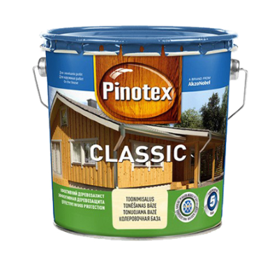 PINOTEX CLASSIC (ПИНОТЕКС КЛАССИК) 10 л. Палисандр