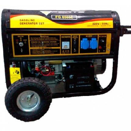 Генератор бензиновый Forte FG6500E, фото 2
