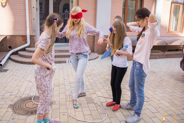 фото квест для детей в городе
