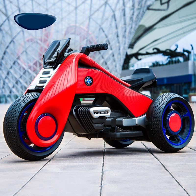 Детский мотоцикл M 3926-3: 36W, MP3, USB - КРАСНЫЙ- купить оптом