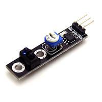Датчик обходу перешкод, чорних і білих ділянок для Arduino