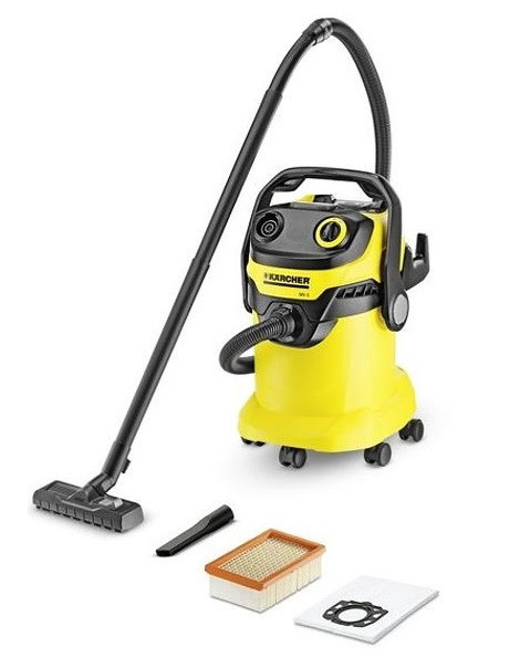 Пылесос для сухой уборки Karcher WD 5