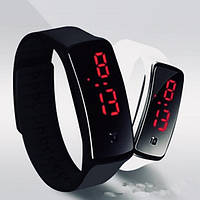 LED смарт-часы и фитнес браслеты