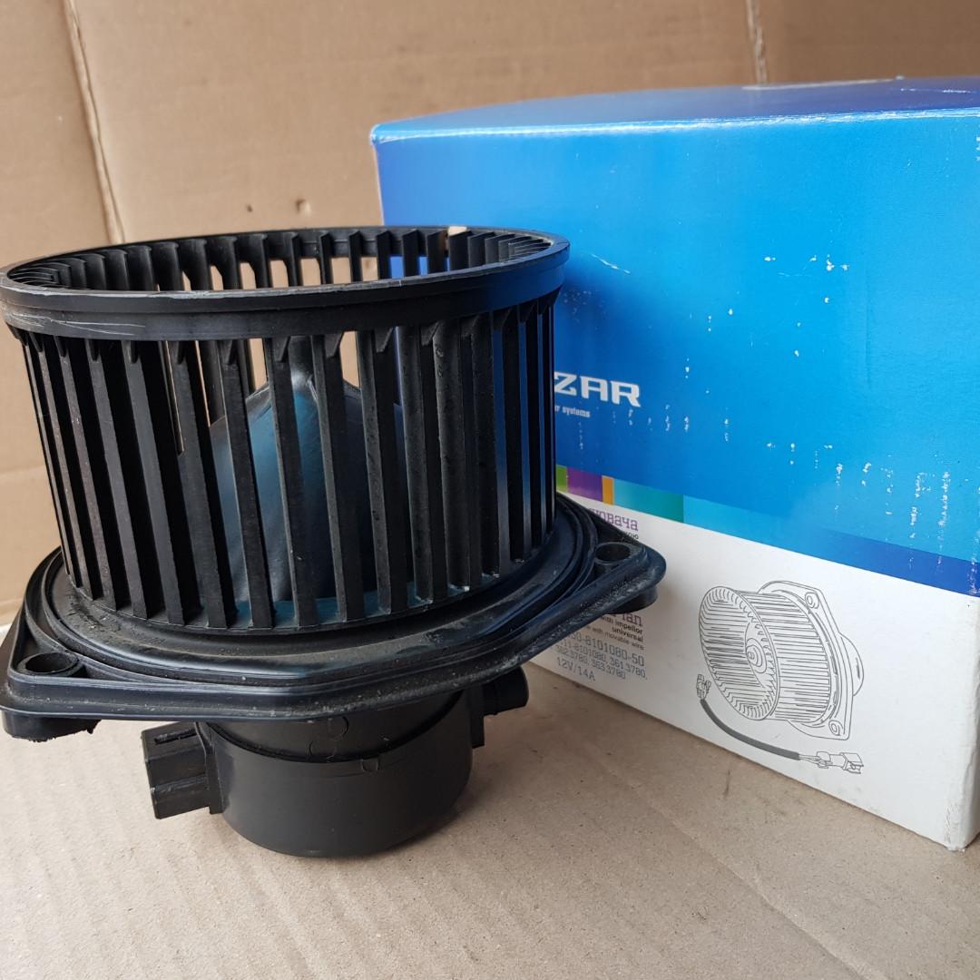 Электродвигатель отопителя  SENS- LANOS (Лузар)