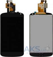 Дисплей (экран) для телефона LG Nexus 4 E960 + Touchscreen Original