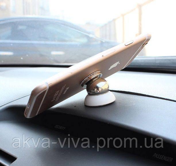 Магнитный держатель телефона в салон авто