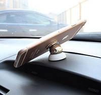 Магнитный держатель телефона в салон авто, фото 1