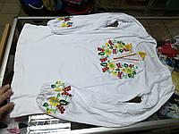 Блуза рубашка женская Вышиванка  р.46 -56