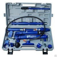 Рихтовочный набор для кузовного ремонта автомобиля гидравлических растяжек 10т