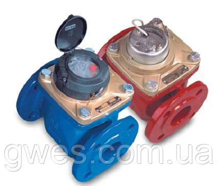 Счетчики холодной воды с импульсным выходом Powogaz, тип MWN-NK фланцевые Ду 65