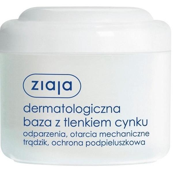 Ziaja Дерматологическая база с оксидом цинка