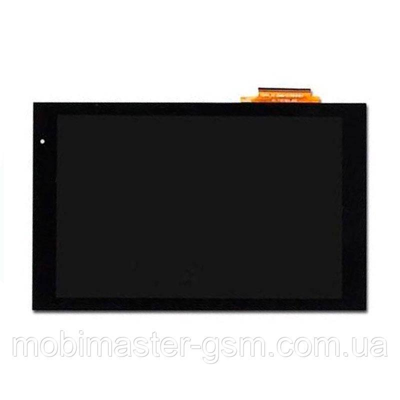 Дисплейный модуль Acer Iconia Tab W500 черный