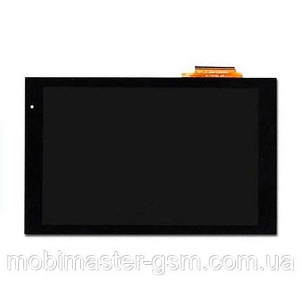 Дисплейный модуль Acer Iconia Tab W500 черный, фото 2