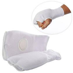 Защита MS 0672 L (25шт) для борьбы, эластичная, для рук, размер L,18-11см,1 цвет, в кульке,18-11-6см
