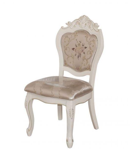 Обеденный стул 8048 Daming белый