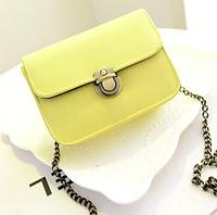 3c954fc52c2c Strelecia - интернет-магазин женских сумок, клатчей, рюкзаков и одежды. г.  Одесса. Сумка женская клатч детская на цепочке Желтый