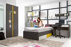 Спальня Graphic